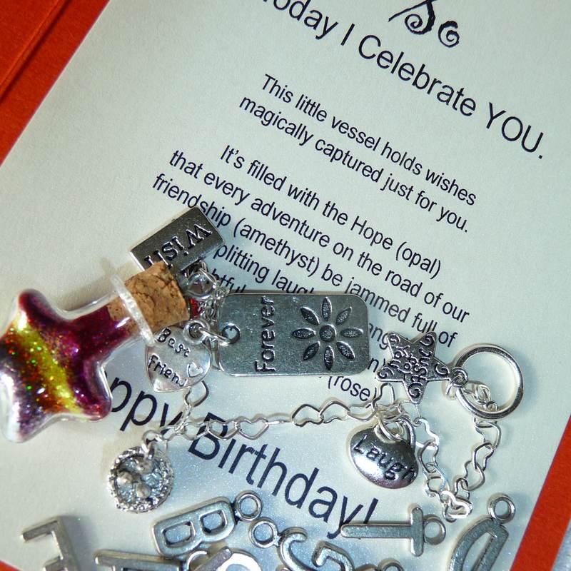 Unique Birthday Present Ideas: Best Friend Birthday Gifts: BFF Help From Captured Wishes