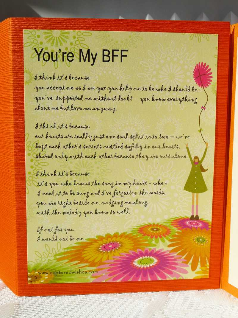 Best Friend Birthday Gifts Bff Help From Captured Wishes