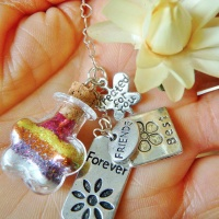 BFF wish vessel gift to order from Captured Wishes