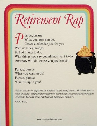 Retirement Poems for Women . Choice -rated women are the ...