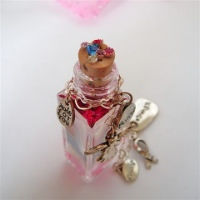 Breast Cancer Success Story wish vessel gift to order from Captured Wishes