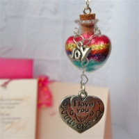 wedding anniversary wish filled heart vessel