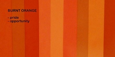 Different Shades Of Orange spiritual meaning of colors in captured wishes gift vessels