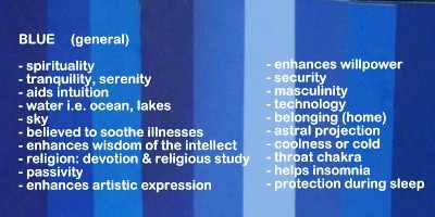 Spiritual meaning of colors in captured wishes gift vessels symbolic meaning and description of different shades of the color blue publicscrutiny Choice Image