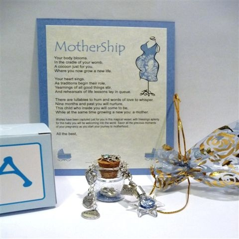 Mothership For Moms Who Are Expecting a Baby Boy is a lovely baby shower gift idea from Captured Wishes
